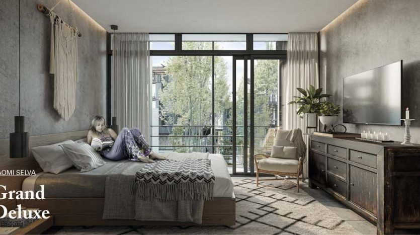 Naomi Selva 3 Bedroom Penthouse