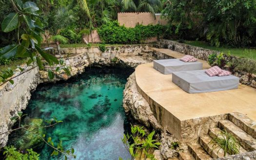 4 Bedroom Cenote House