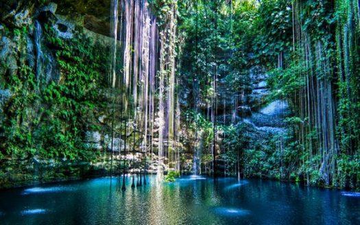 Magical Cenotes of the Yucatan