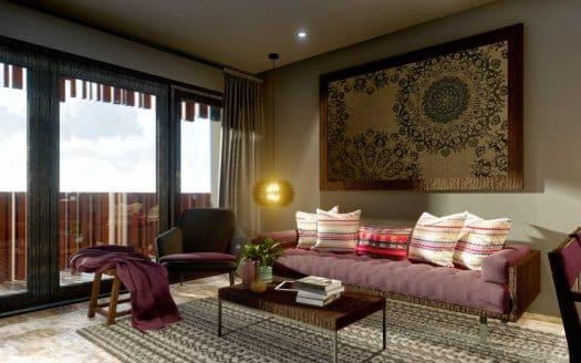 Amira District 1 Bedroom Condo