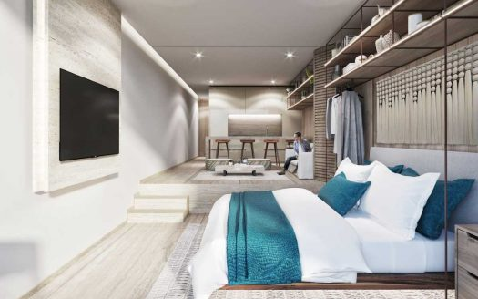 IXUH 1 Bedroom Condo