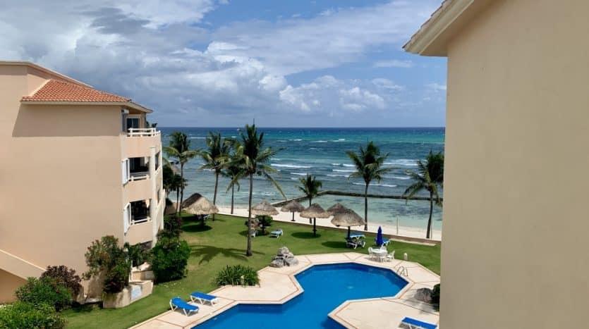 Villas del Mar II 2-Bed Oceanfront Condo