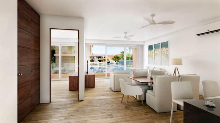 Club Aqua 3 Bedroom Penthouse