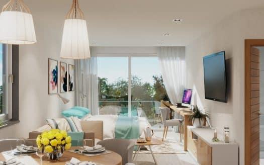 Nordic Light 1 Bedroom Penthouse
