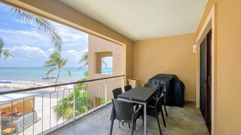 El Faro 2 Bed Beachfront Condo