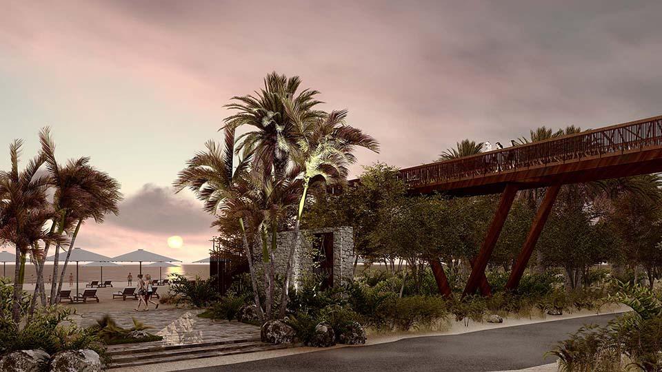 Tulum Beach Road Condos